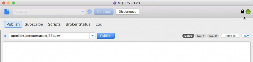 How to connect to using Secure MQTT