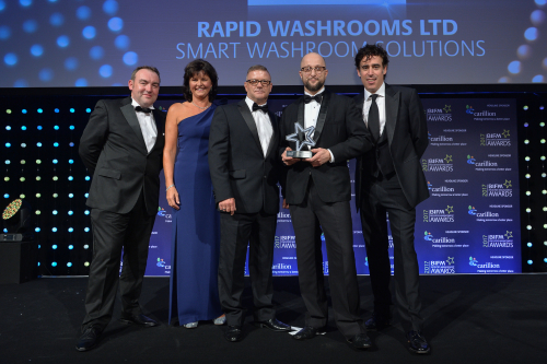Rapid Washrooms New product OTY